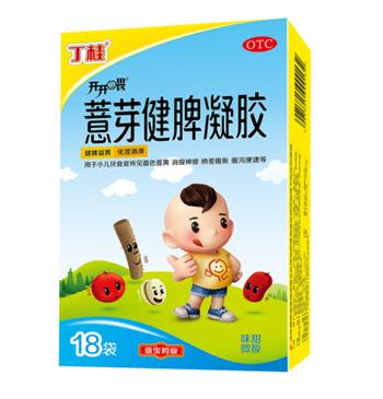 丁桂薏芽健脾凝胶使用方法是什么