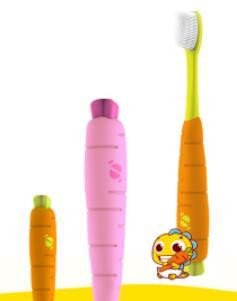 儿童口腔深度清洁护理的方法