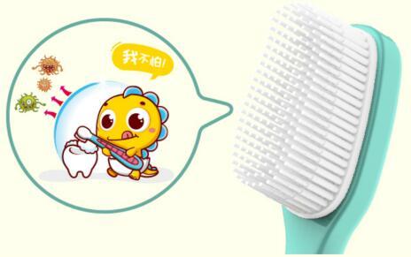 纳美纳米儿童牙刷头适合儿童使用吗