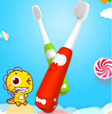 极简生活儿童牙刷使用方法